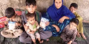 Afghanistan: Feeding Children in a War Zone