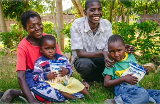 Malawi: The Kampira Family