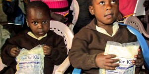 Zambia: Feeding Over 16,000 Children Daily