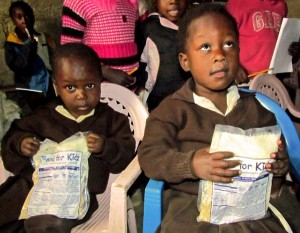 Zambia: Feeding Over 16,000 Children Daily