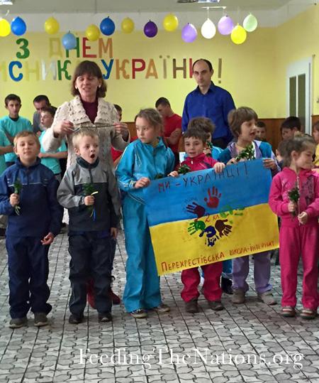 Ukraine: The Privilege of a Banana