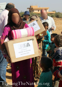 Lebanon: The Important Work of Feeding Refugees