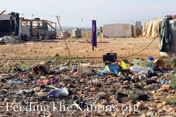 Lebanon: The Important Work of Feeding Refugees