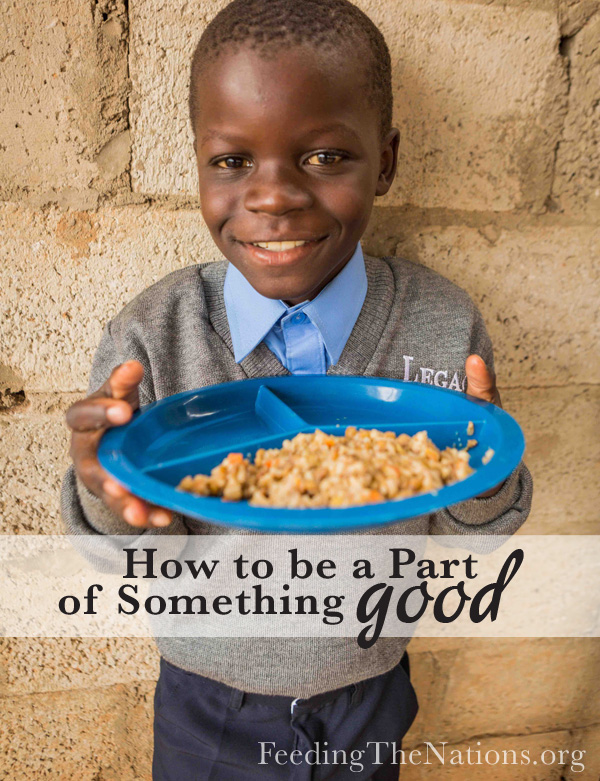 Zambia: How to be a Part of Something Good