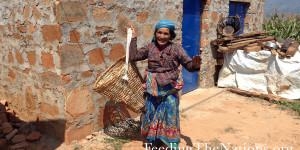 Rebuilding Nepal Through Food & Houses