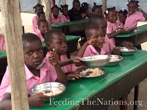 Haiti: A New Partnership and Over 544,000 Meals