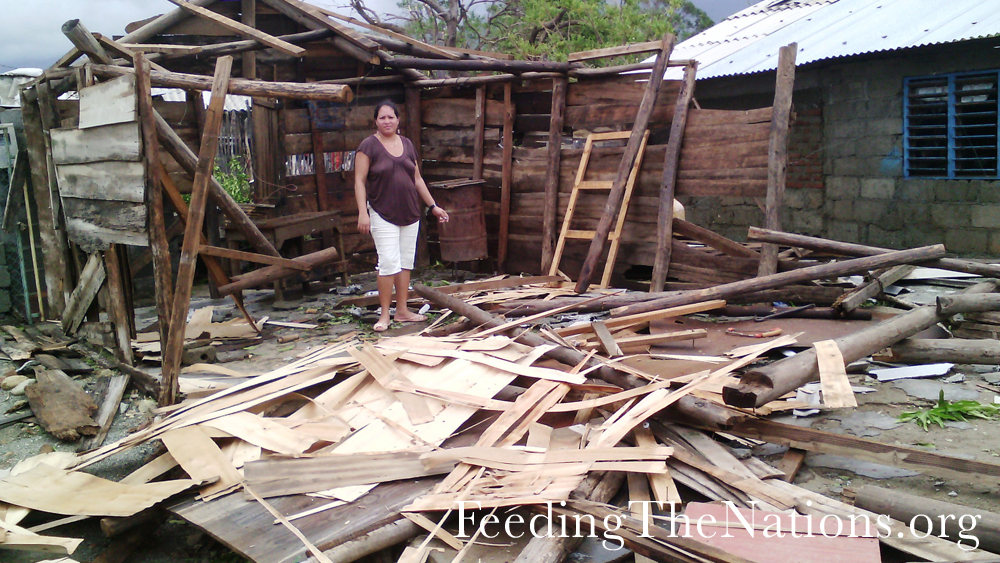 Hurricane Matthew Cuba Update