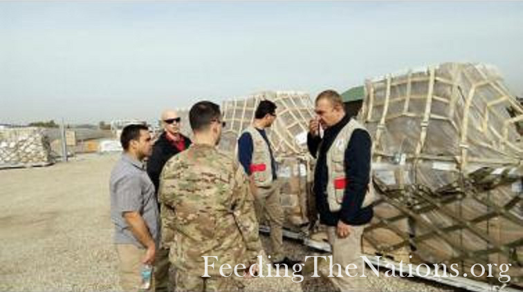 Iraq: Feeding Survivors of Terrorism