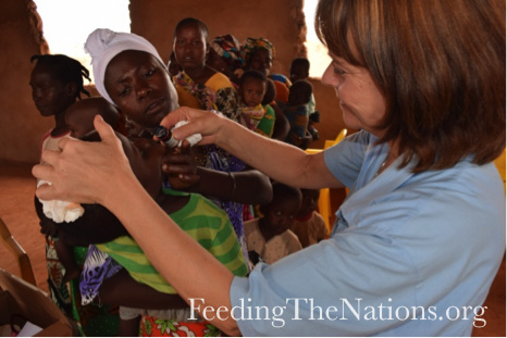 Kenya: Giving Food, Medicine and the Gospel