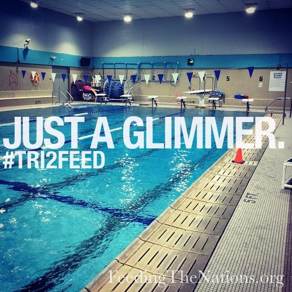 #TRI2FEED: Just a glimmer