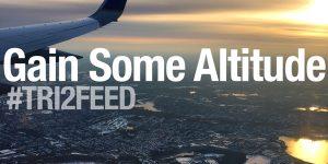 #TRI2FEED: Gain Some Altitude
