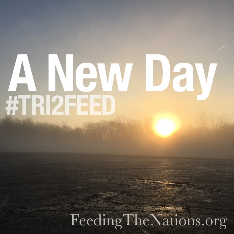 #TRI2FEED: A New Day