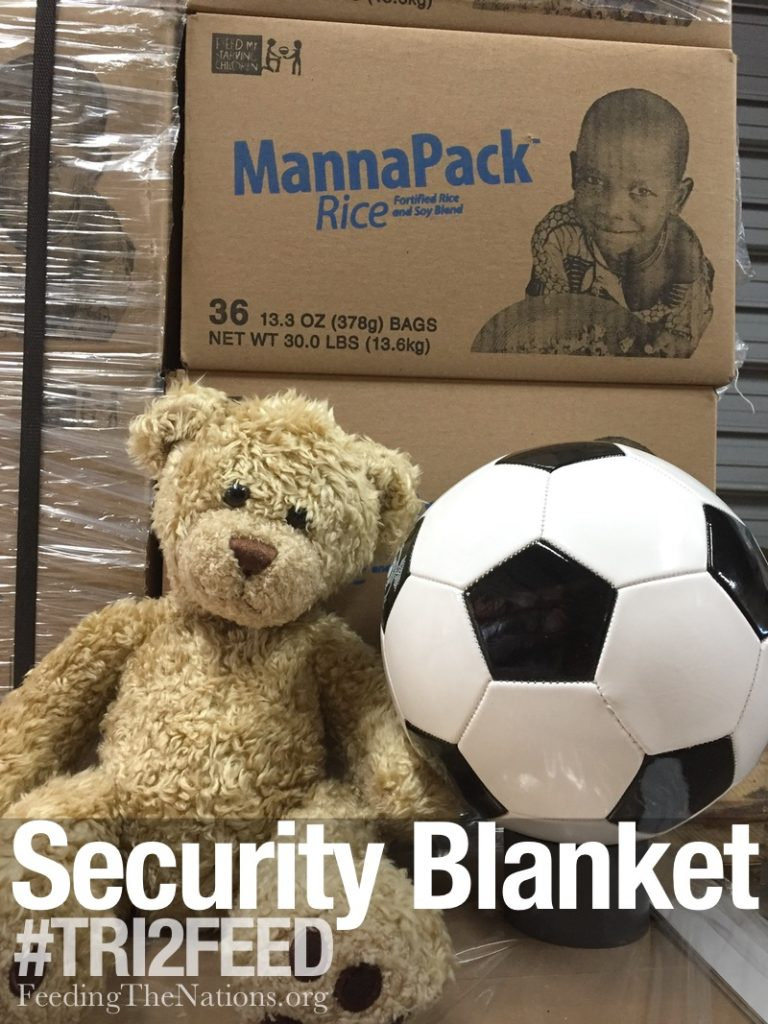 #TRI2FEED: Security Blanket