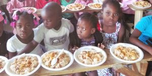 Haiti: Continuing Our School Meal Program