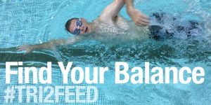 #TRI2FEED: Find Your Balance