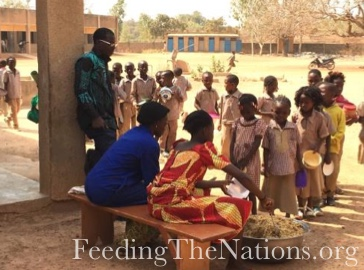 Burkino Faso: Issouf's Story