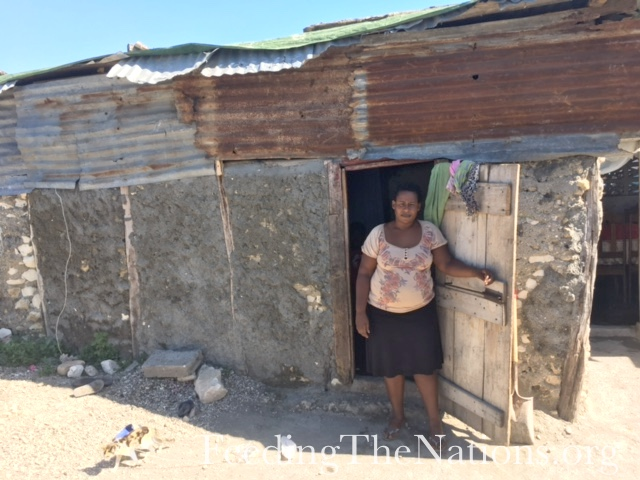 Haiti: The Faces of Hurricane Relief
