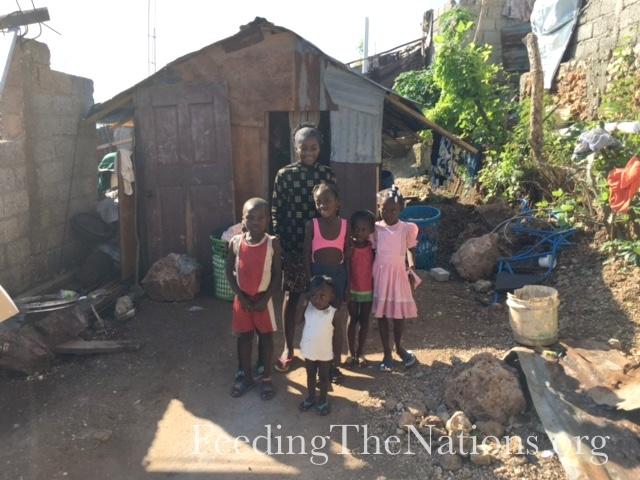 Haiti: The Faces of Hurricane Relief