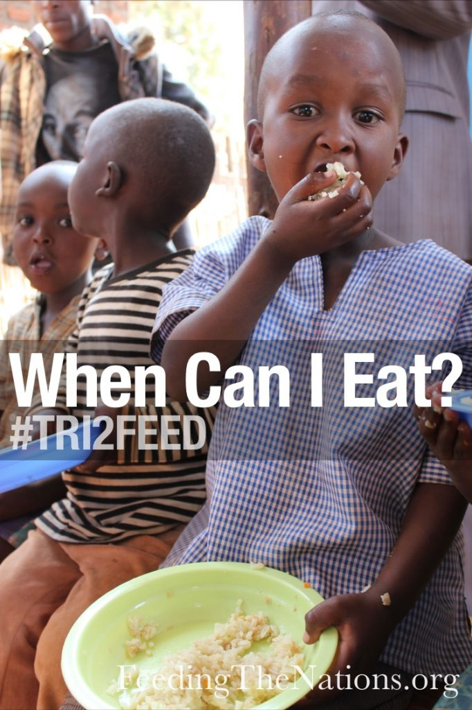 TRI2FEED: When Can I Eat?