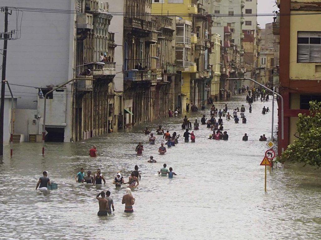 Cuba: Hurricane Irma Relief