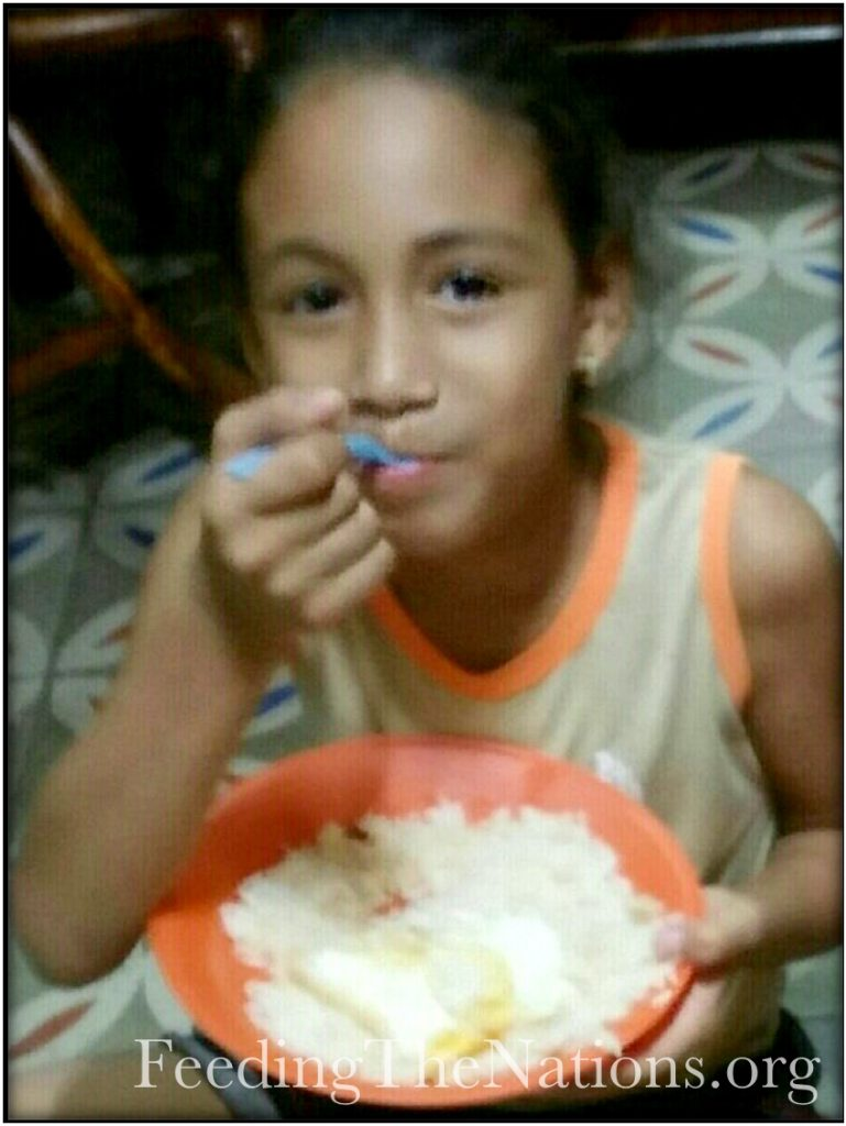 "Cuba: Providing ""Rico"" Meals for Amalia"