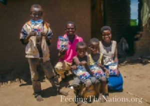 Malawi: Feeding HIV+ Mother's Like Suma