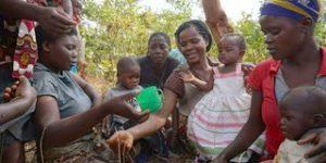 Malawi: Feeding HIV+ Mother's Like Suma