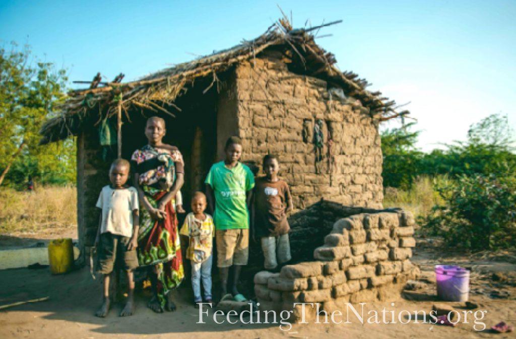 Malawi: Feeding Joyce's Family in Crisis