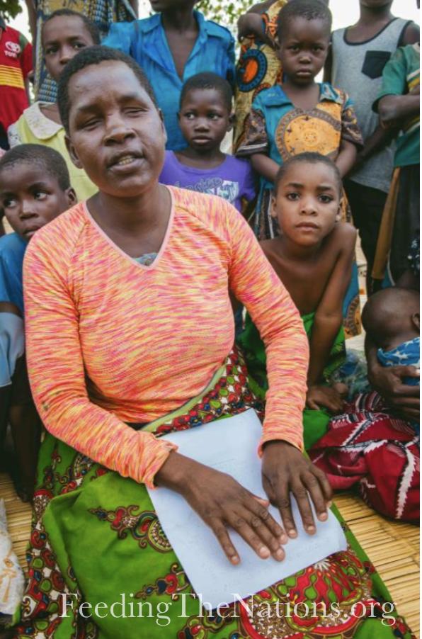 Malawi: Feeding the Blind