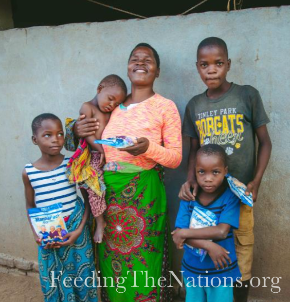 Malawi: Feeding the Blind
