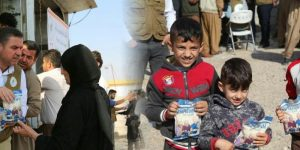 Feeding the Nations helping in Syria