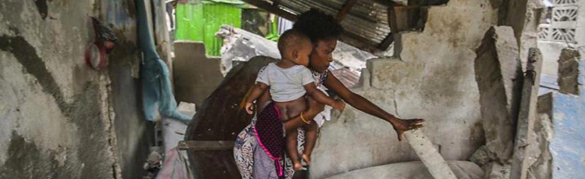 The Need in Haiti is immediate